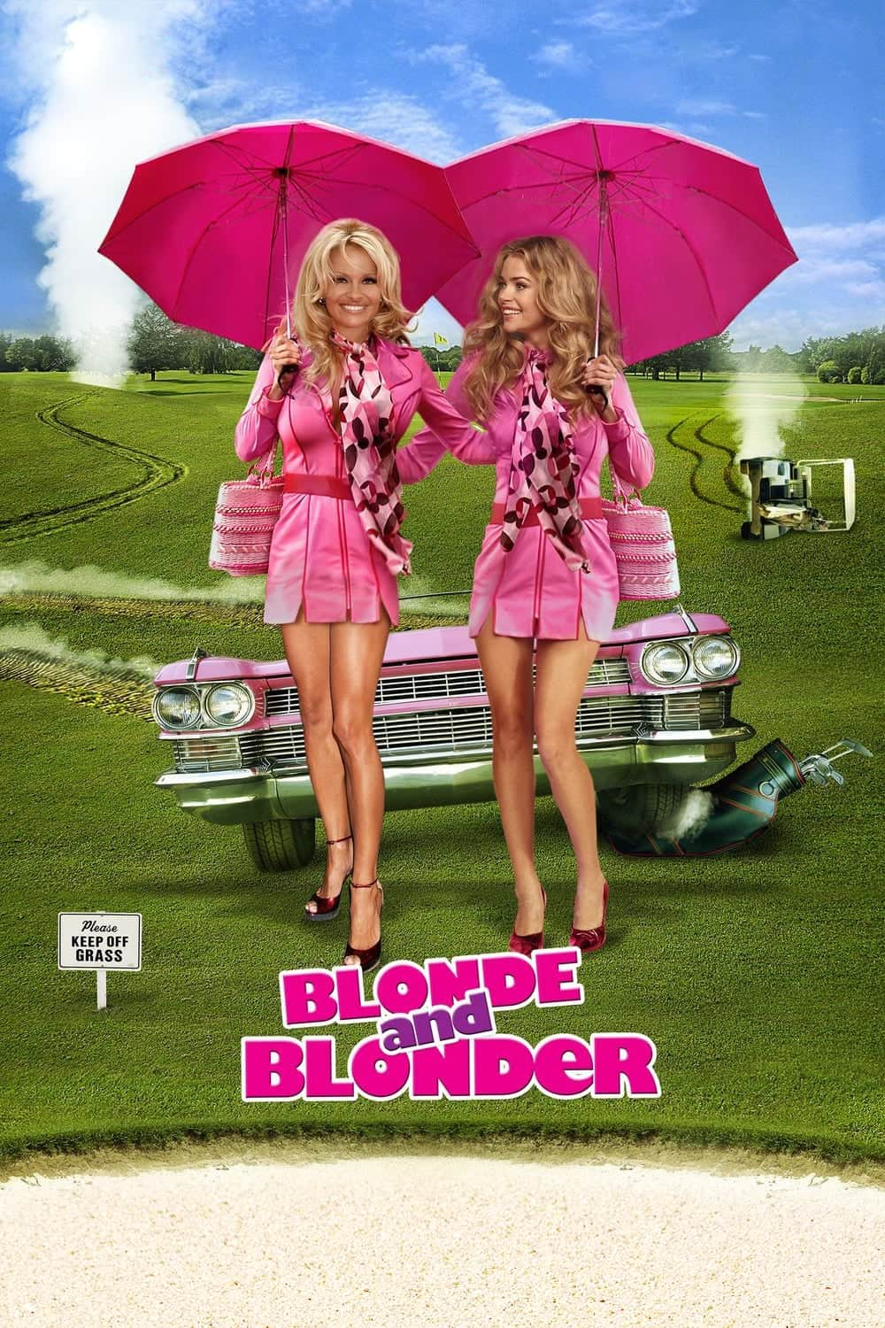 Blonde and Blonder, 2007