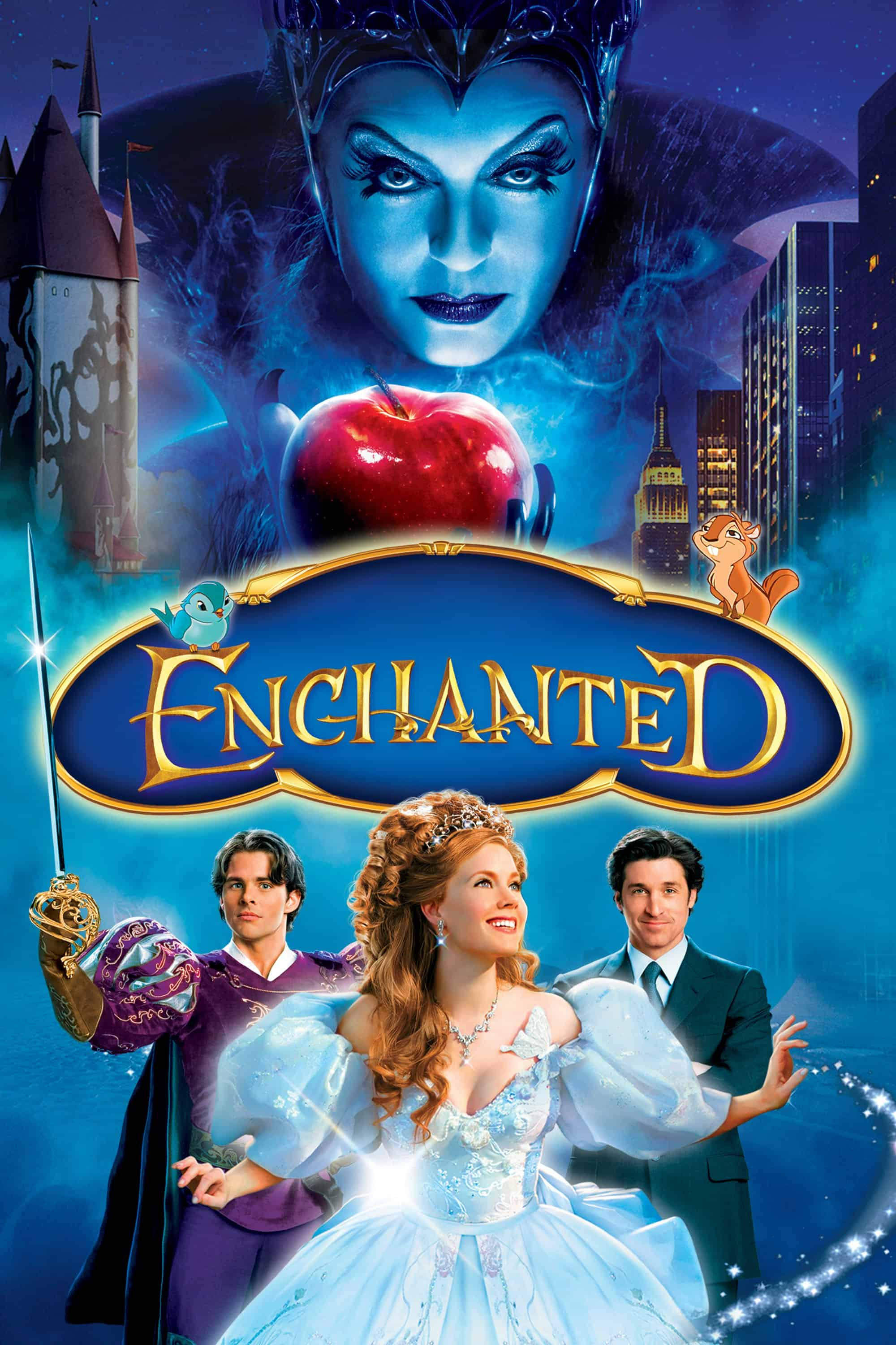 Enchanted, 2007