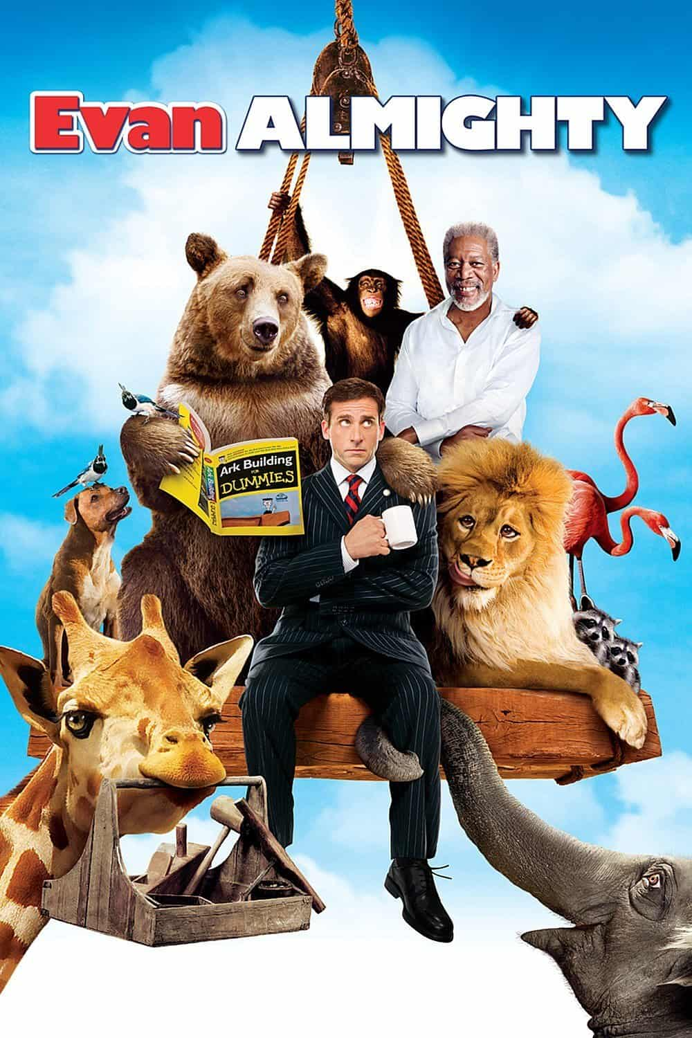 Evan Almighty, 2007