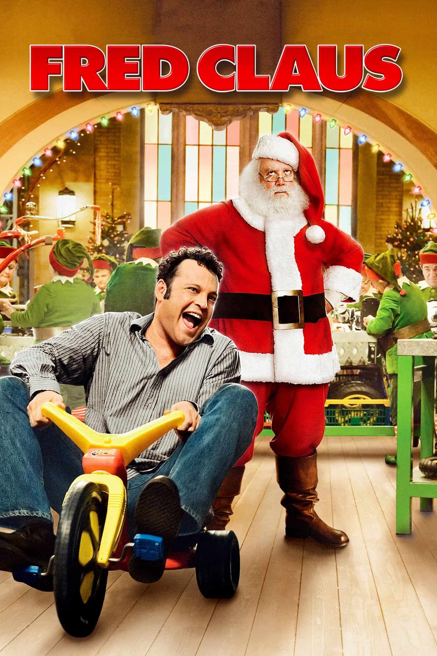 Fred Claus, 2007