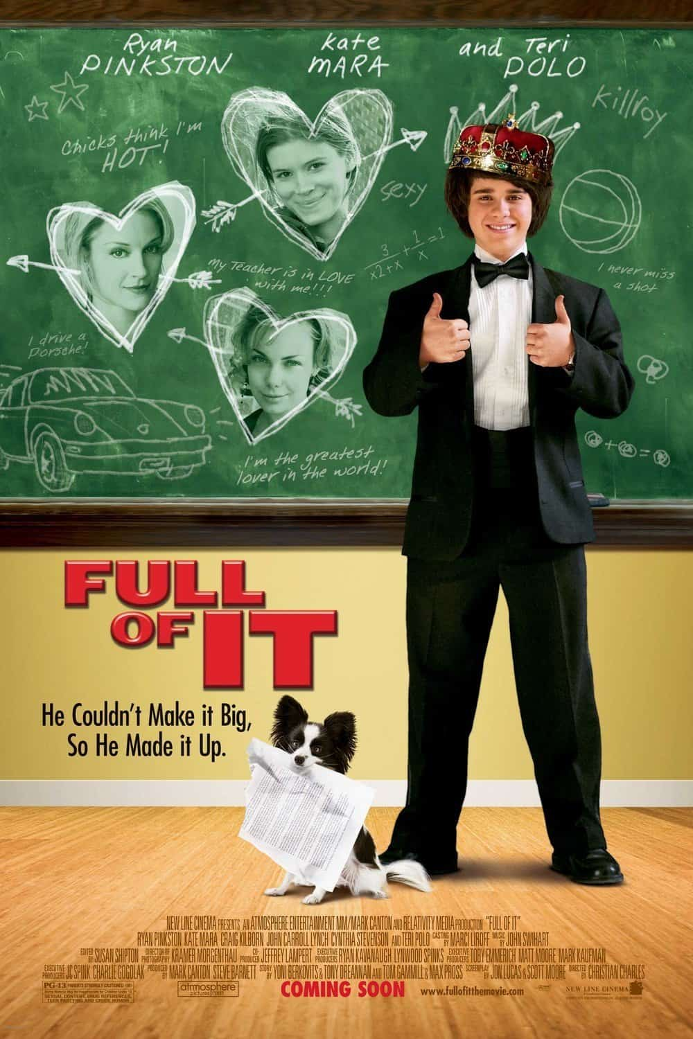 Full of It, 2007