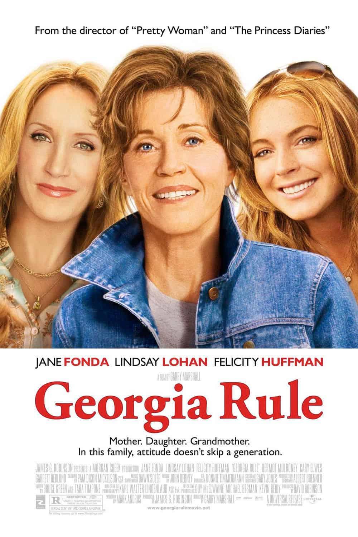 Georgia Rule, 2007