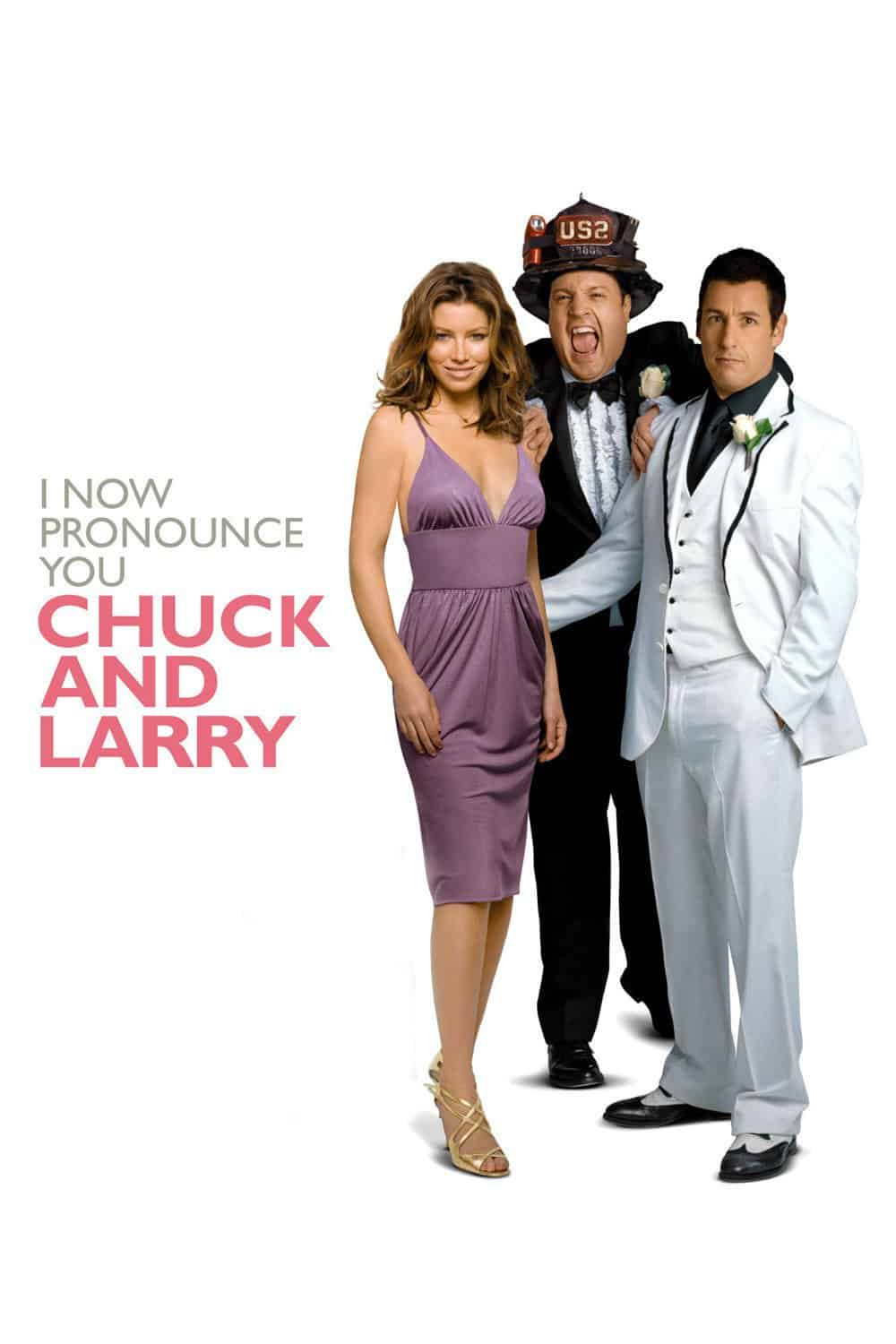 I Now Pronounce You Chuck and Larry, 2007