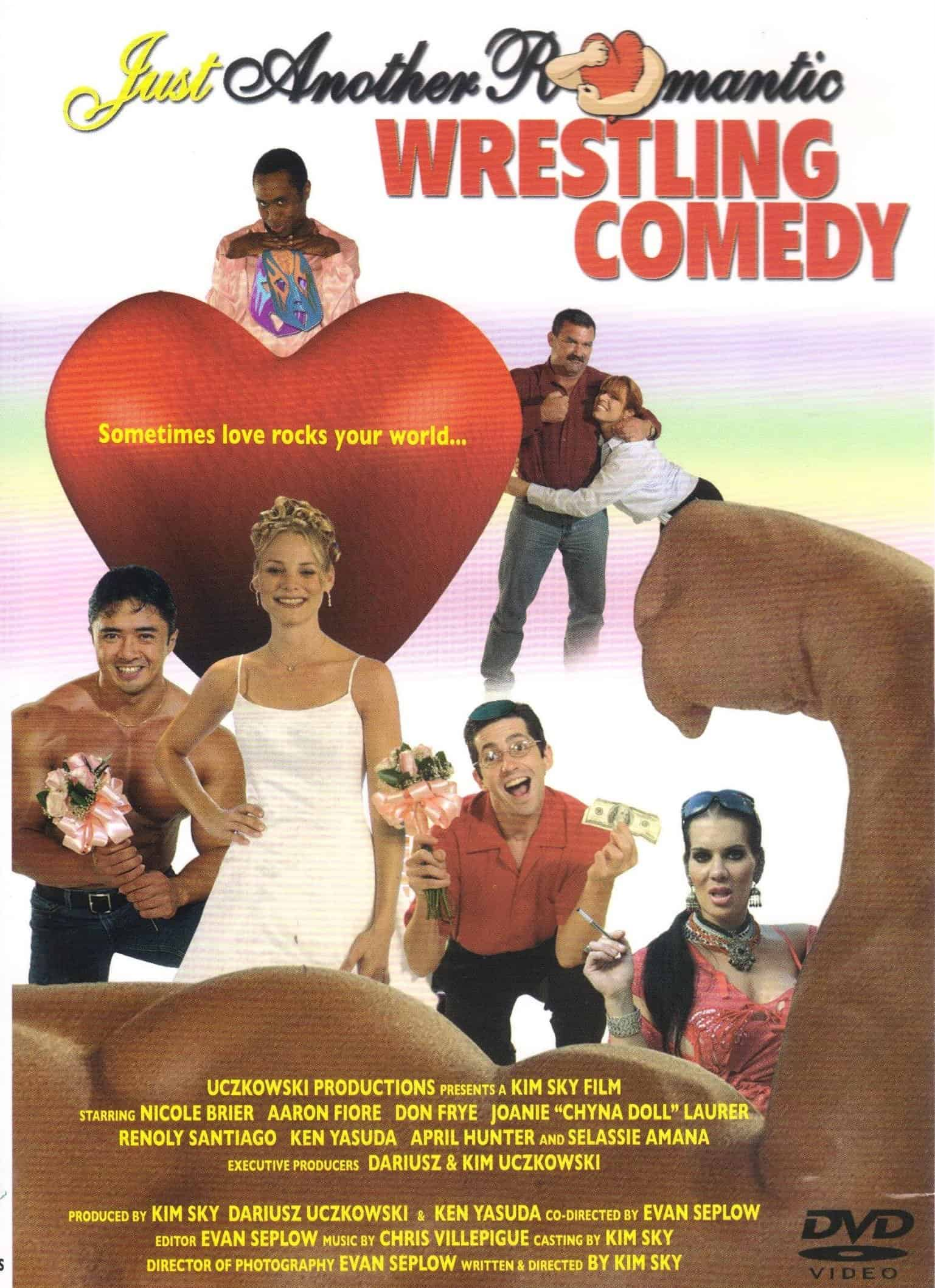 Just Another Romantic Wrestling Comedy, 2007