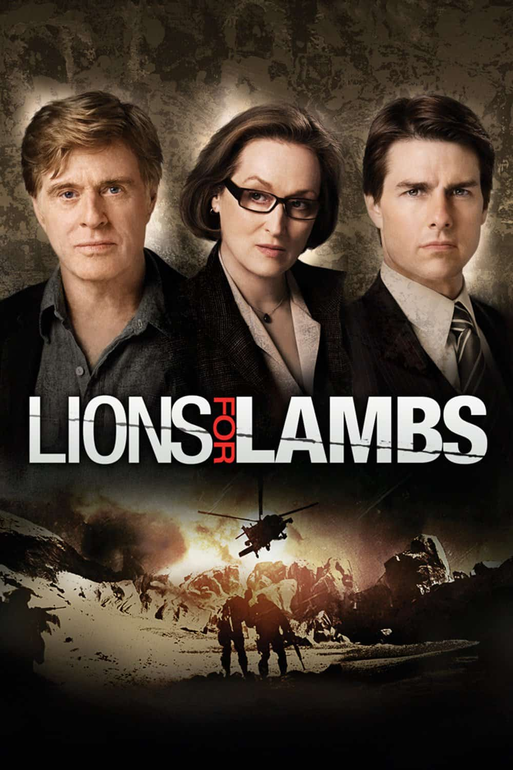 Lions for Lambs, 2007