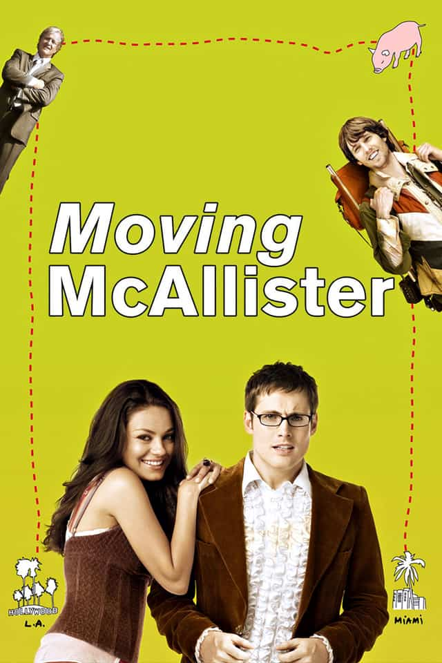 Moving McAllister, 2007