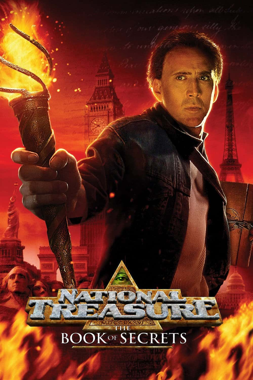 National Treasure: Book of Secrets, 2007