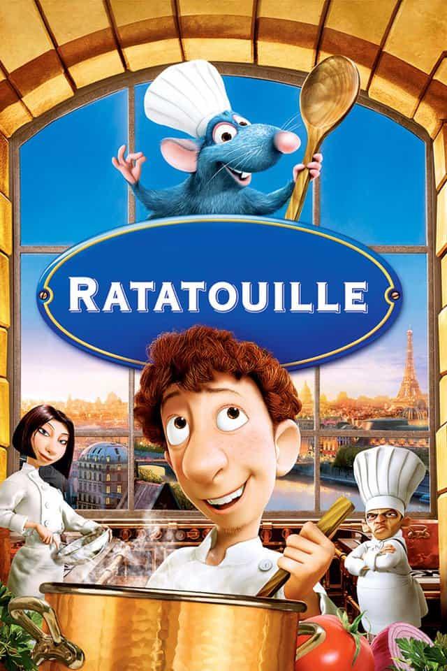 Ratatouille, 2007