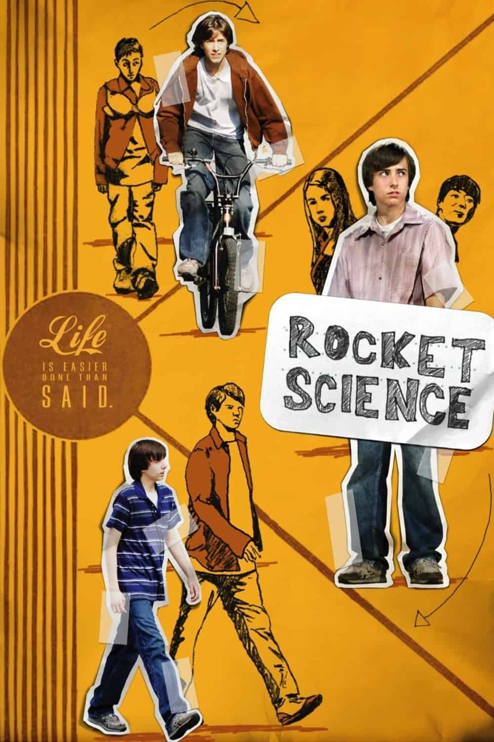 Rocket Science, 2007