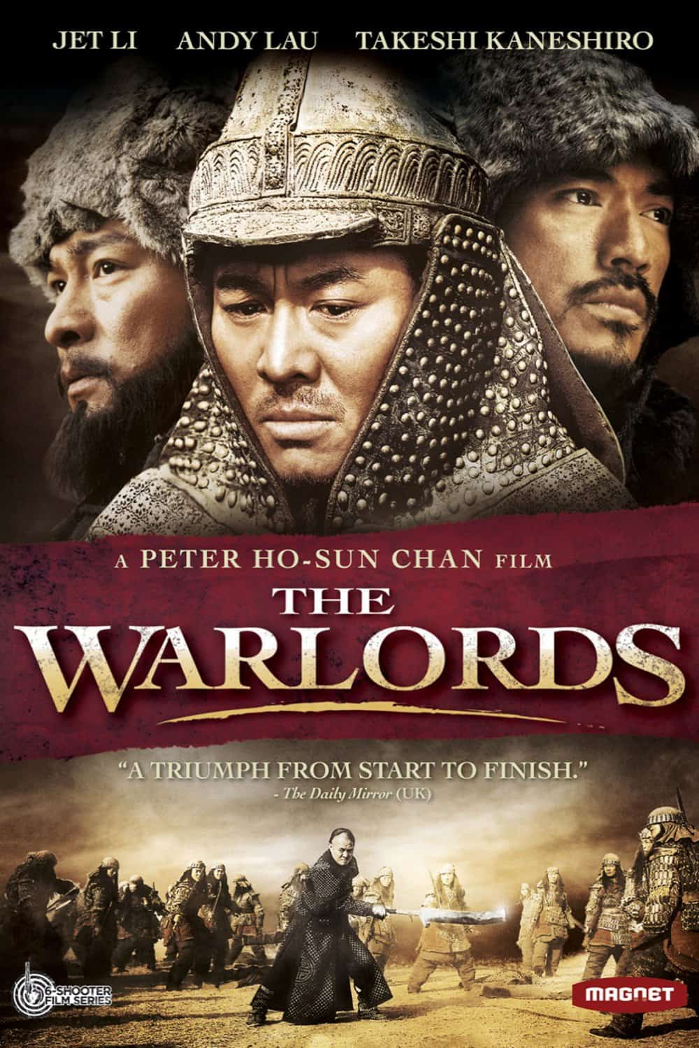 The Warlords, 2007