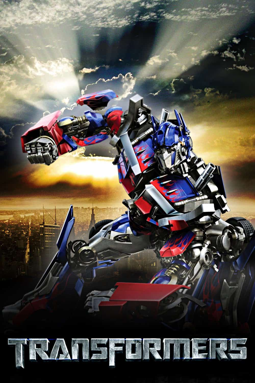 Transformers, 2007