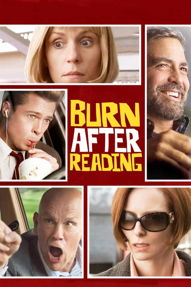 Burn After Reading, 2008