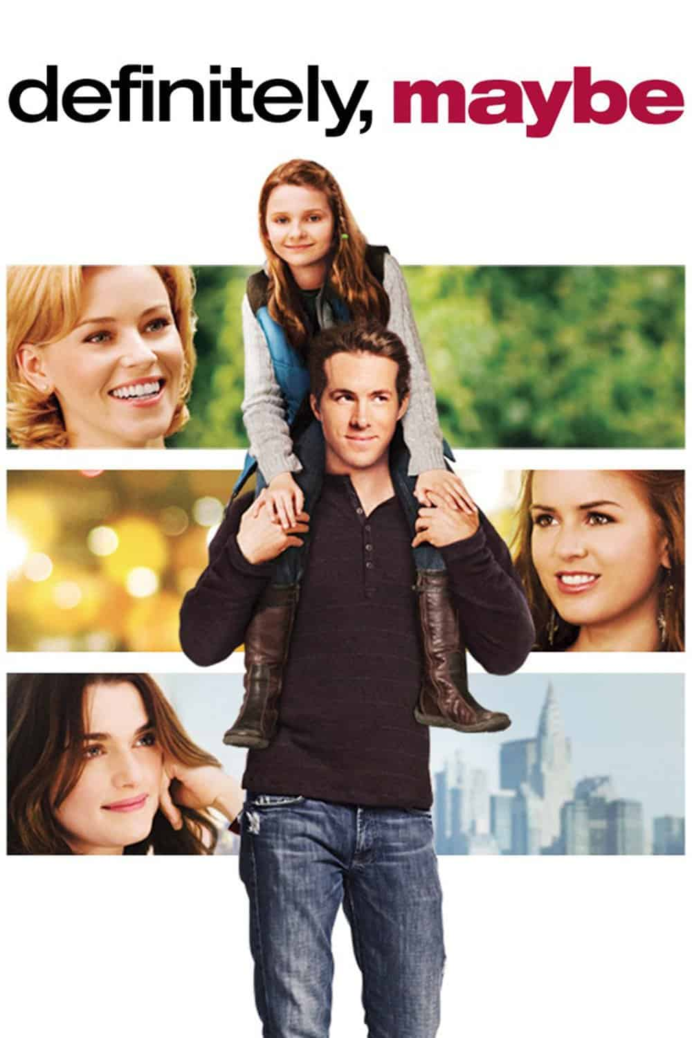 Definitely, Maybe, 2008