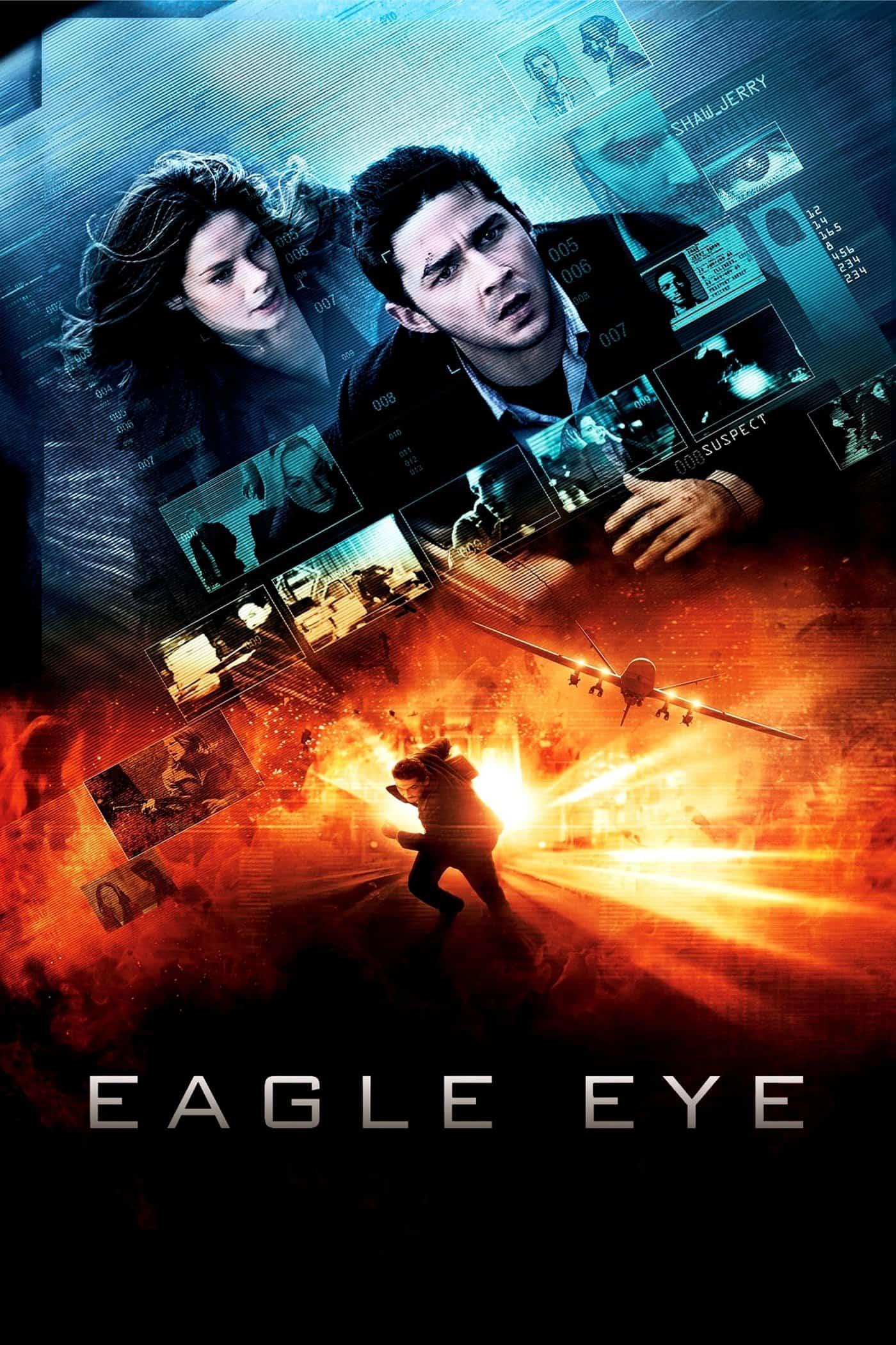 Eagle Eye, 2008