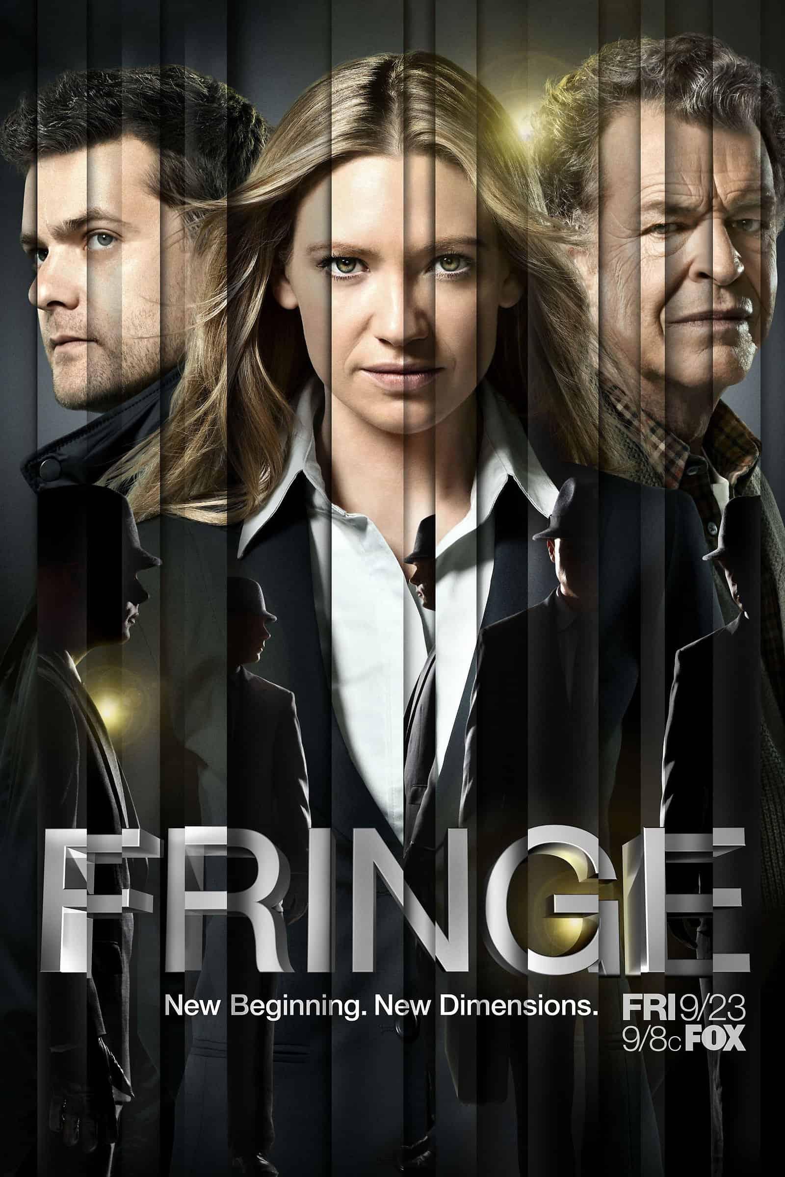 Fringe, 2008