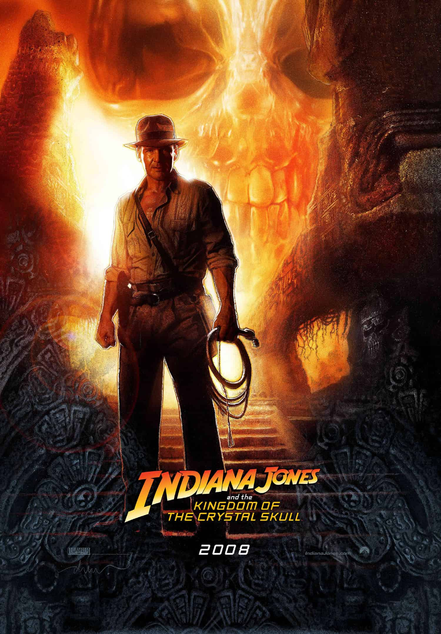 Indiana Jones and the Kingdom of the Crystal Skull, 2008