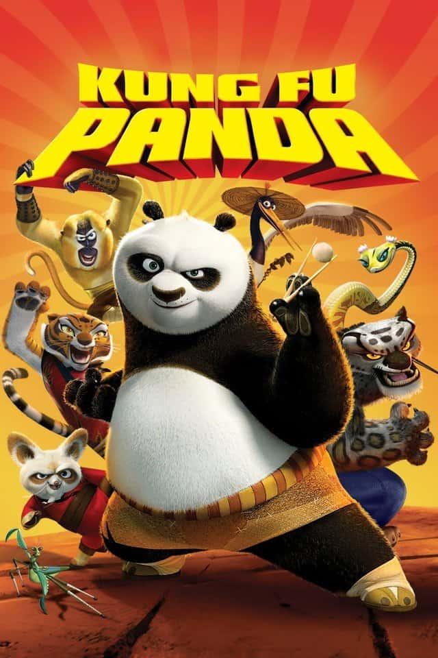 Kung Fu Panda, 2008