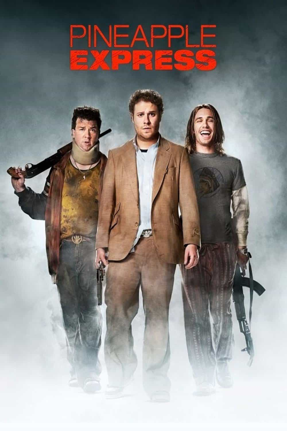 Pineapple Express, 2008