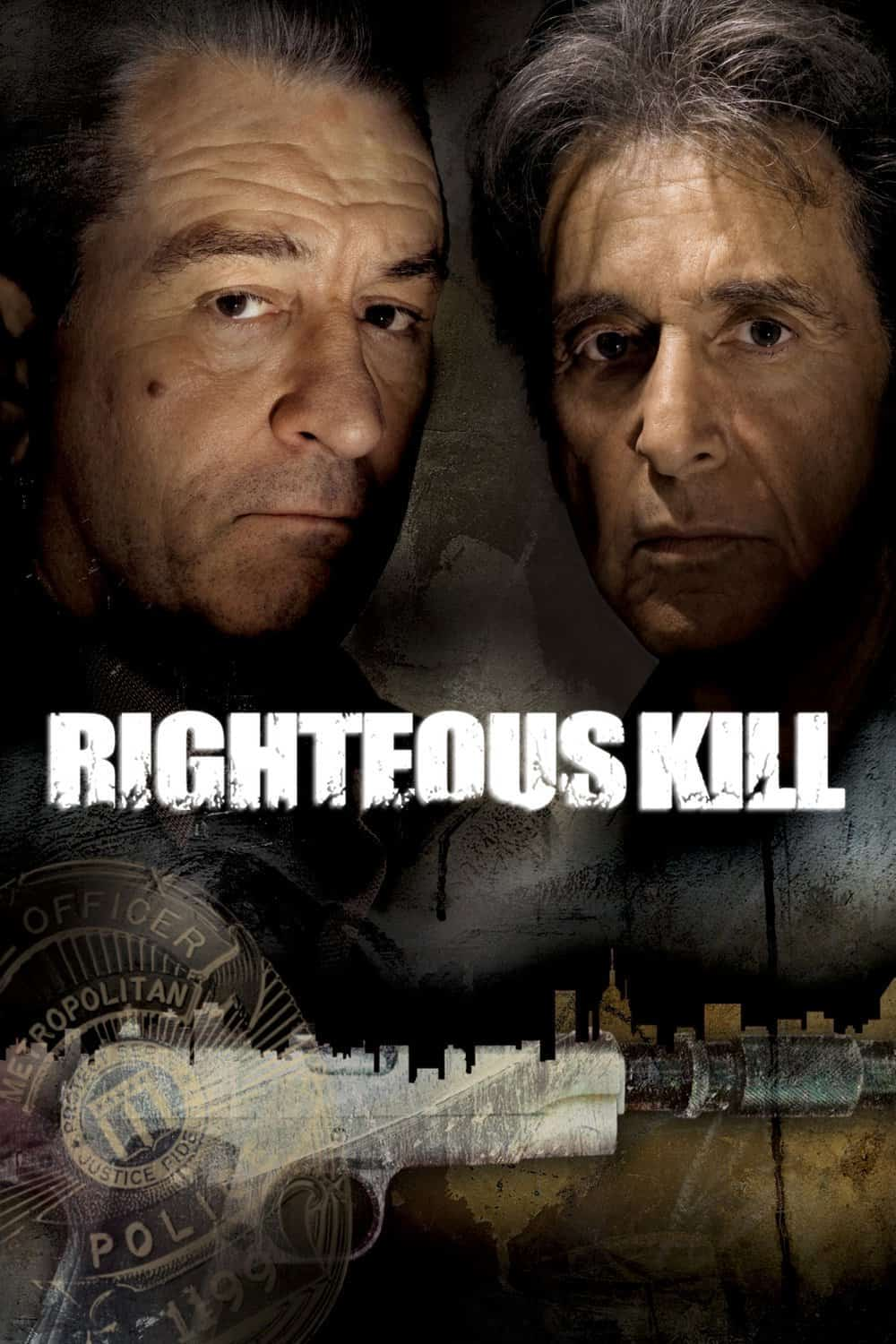 Righteous Kill, 2008