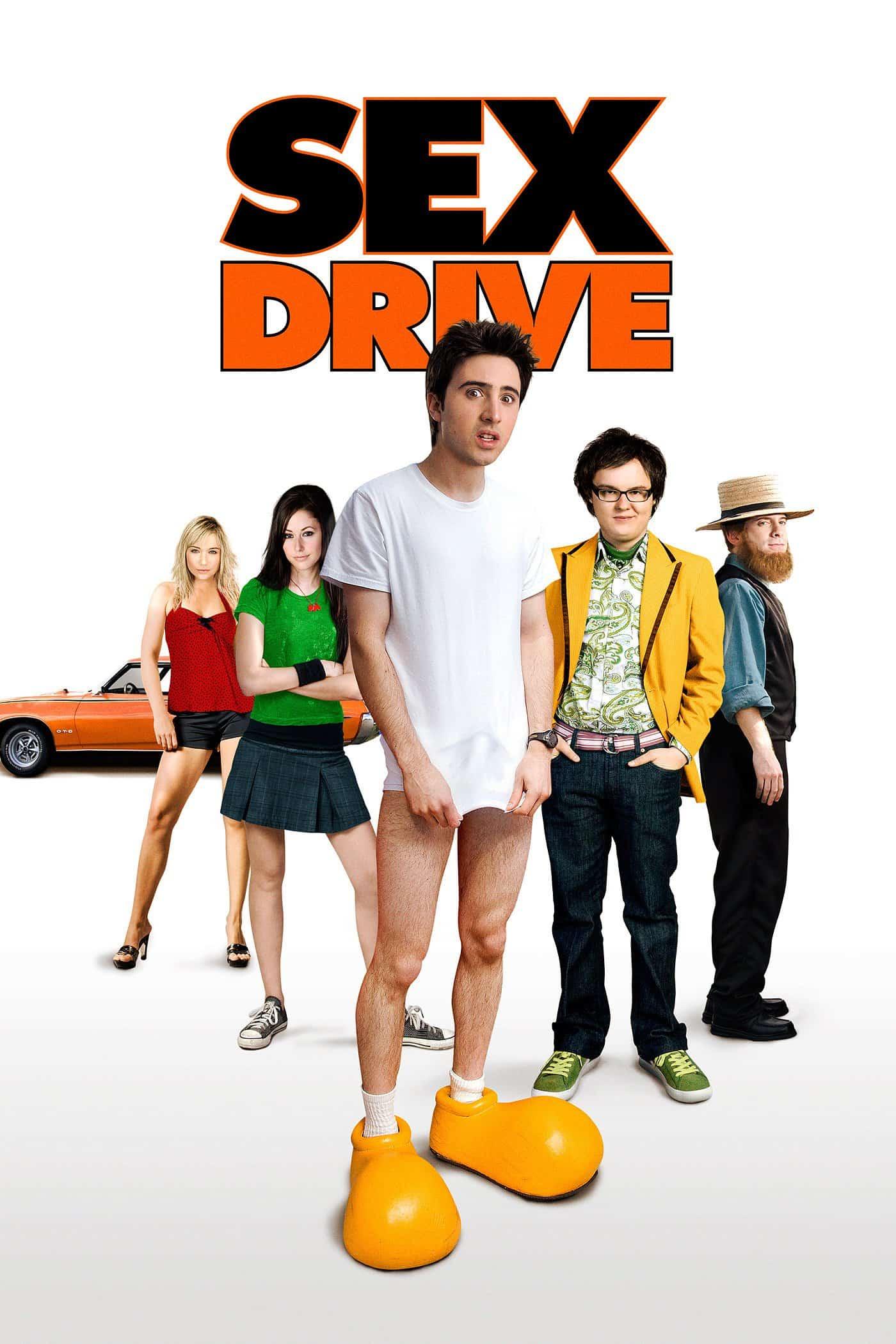 Sex Drive, 2008