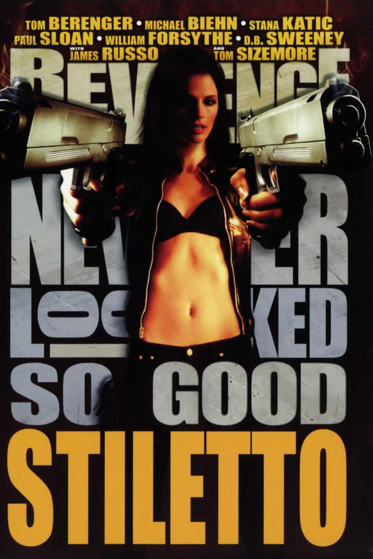 Stiletto, 2008