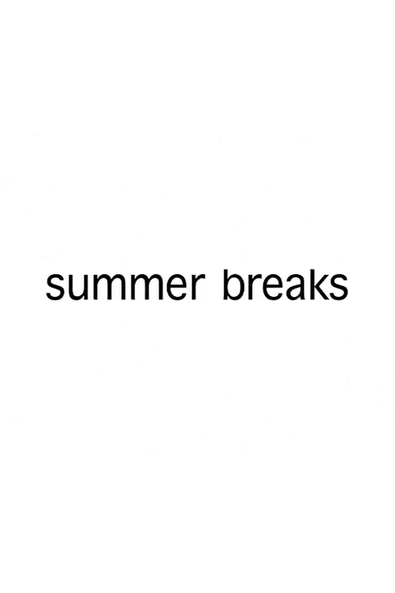 Summer Breaks, 2008