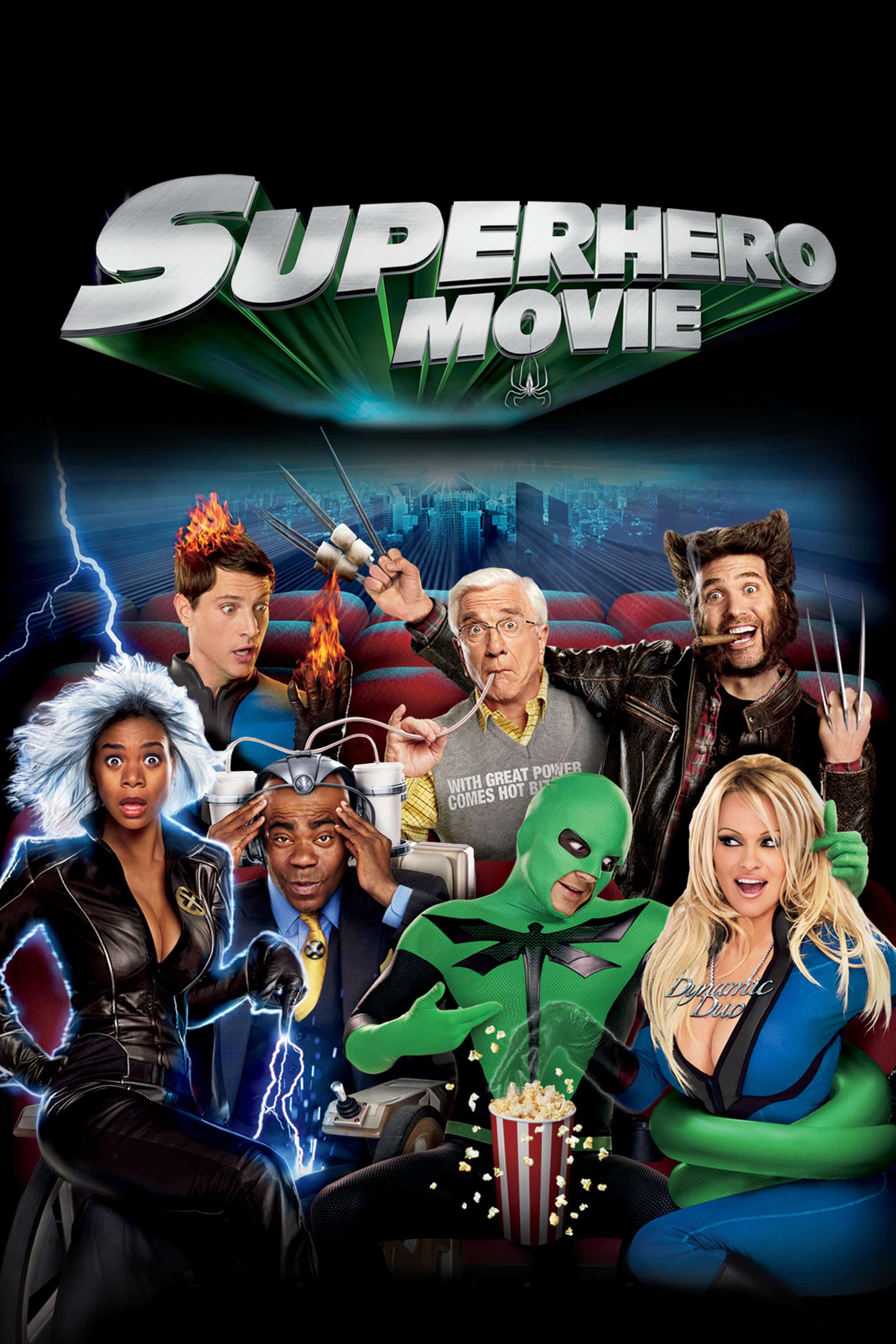 Superhero Movie, 2008