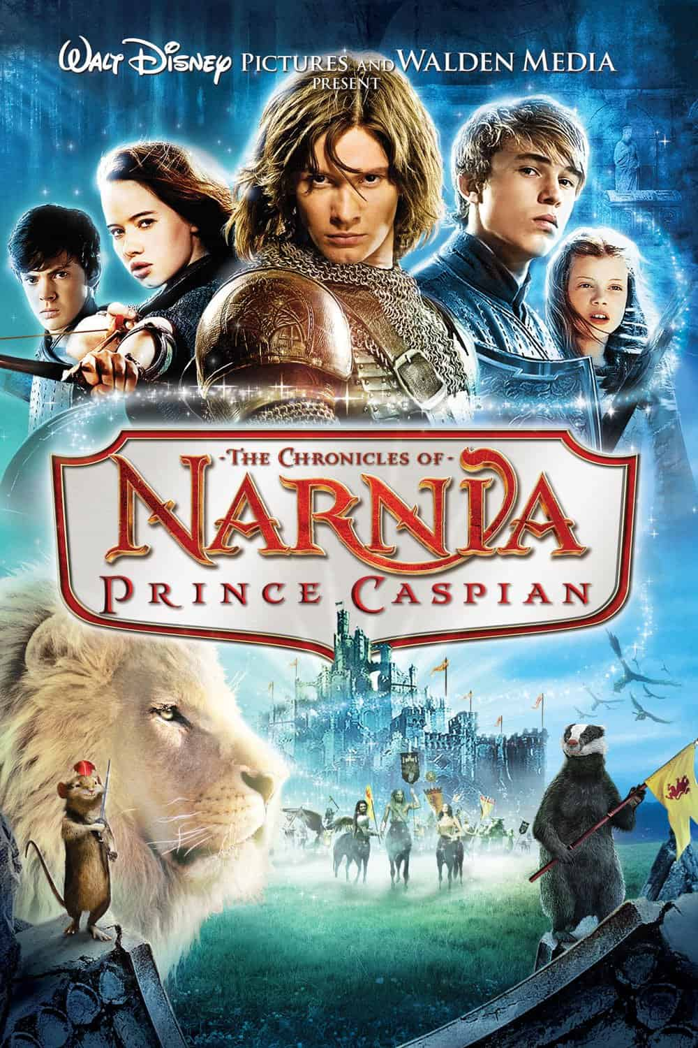 The Chronicles of Narnia: Prince Caspian, 2008