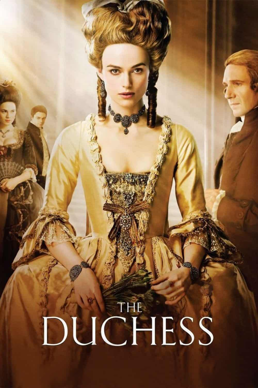 The Duchess, 2008