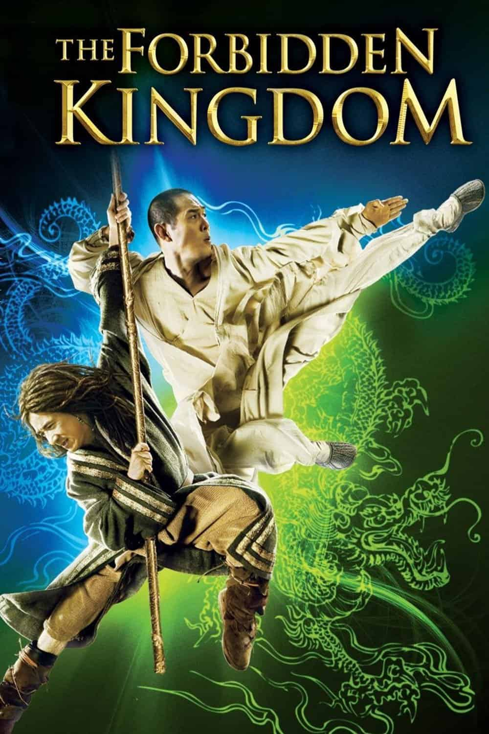 The Forbidden Kingdom, 2008