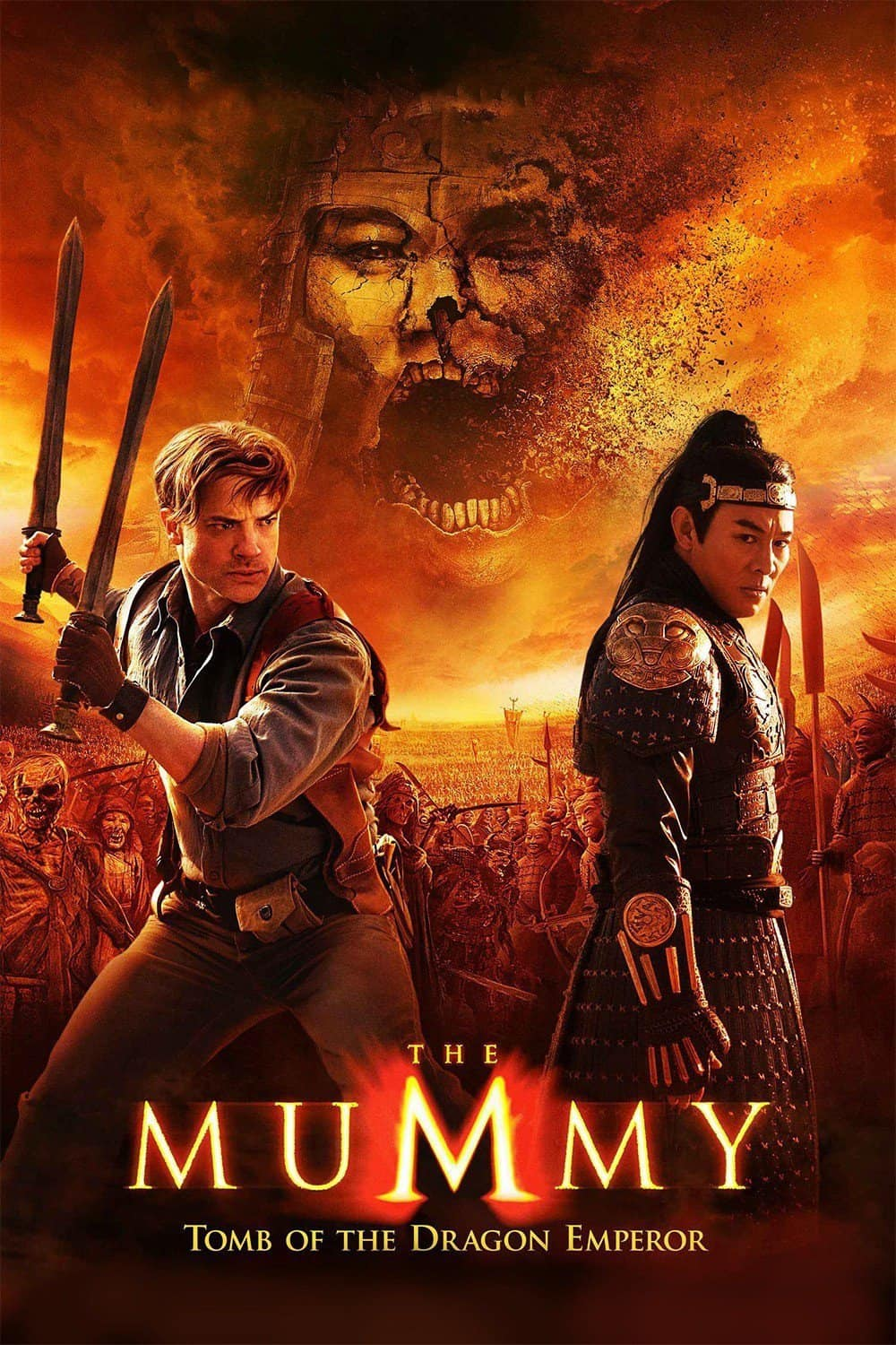The Mummy: Tomb of the Dragon Emperor, 2008