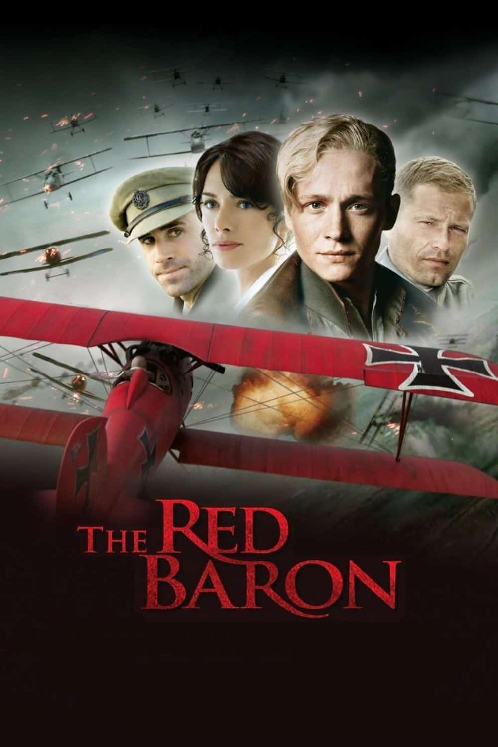 The Red Baron, 2008