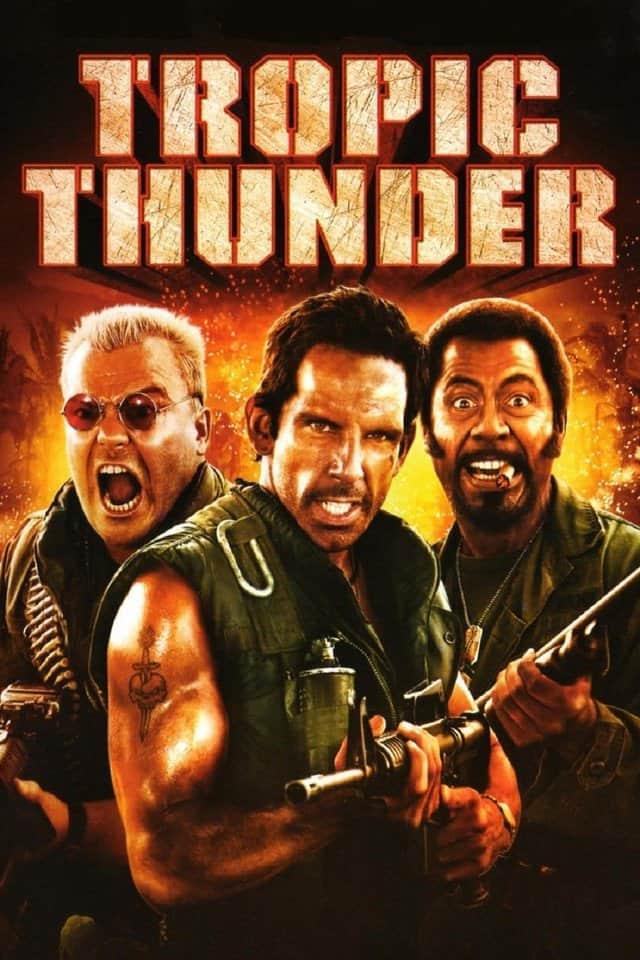 Tropic Thunder, 2008