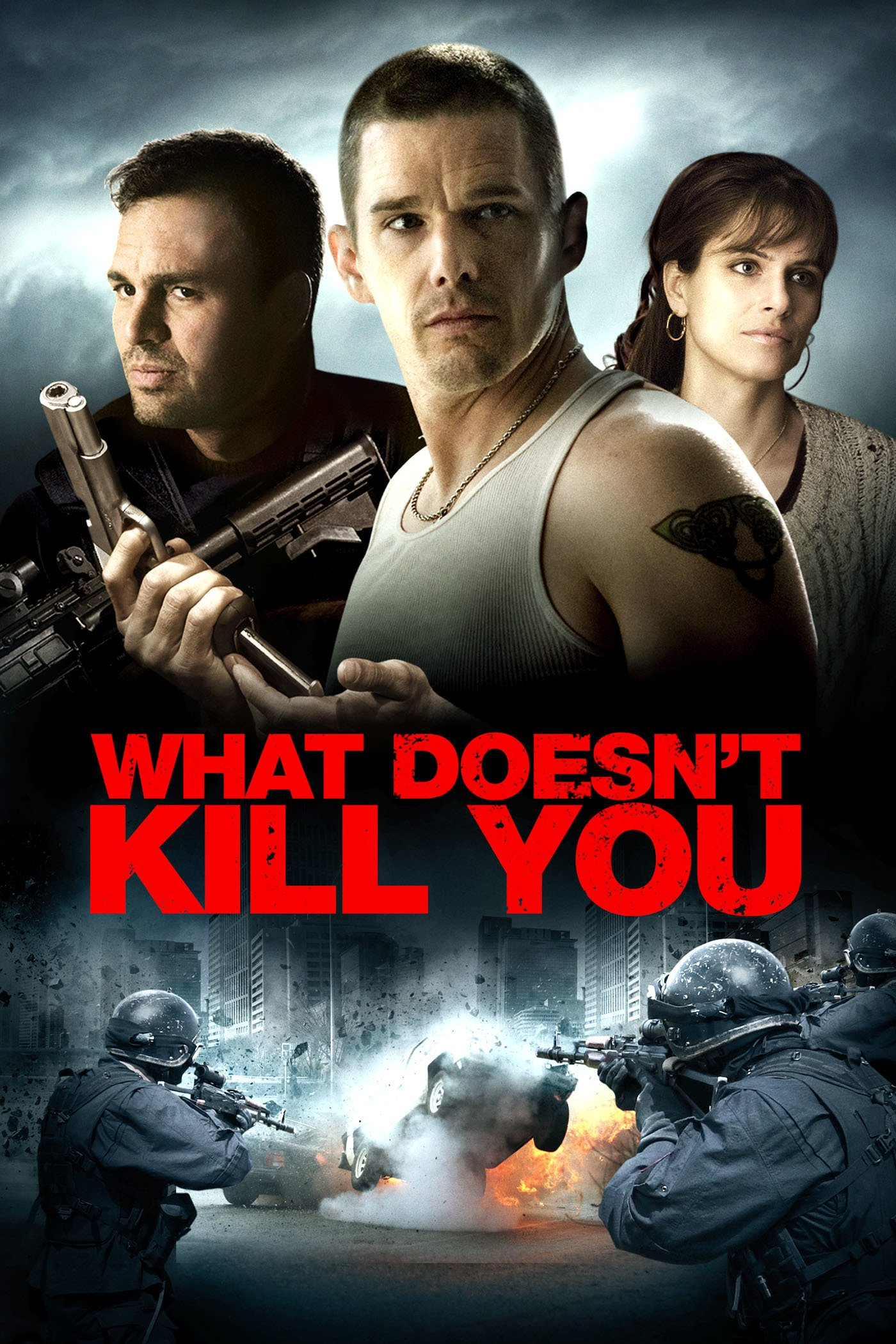 What Doesn't Kill You, 2008
