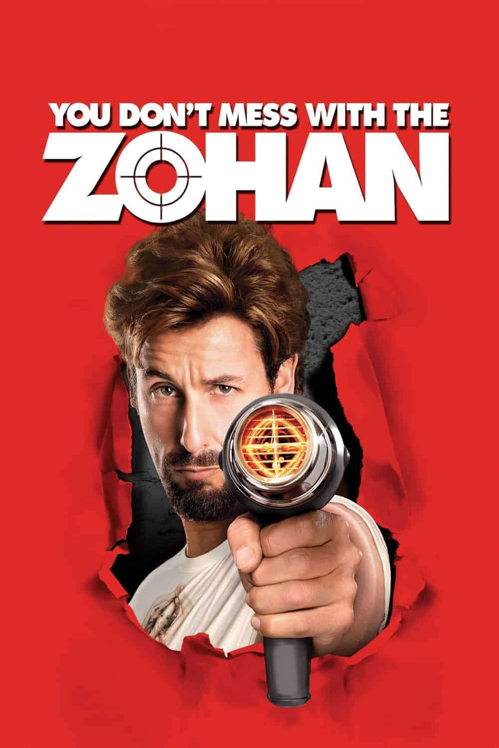 You Don't Mess with the Zohan, 2008
