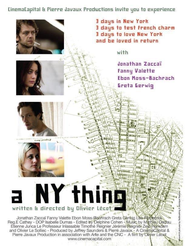 A NY Thing, 2009