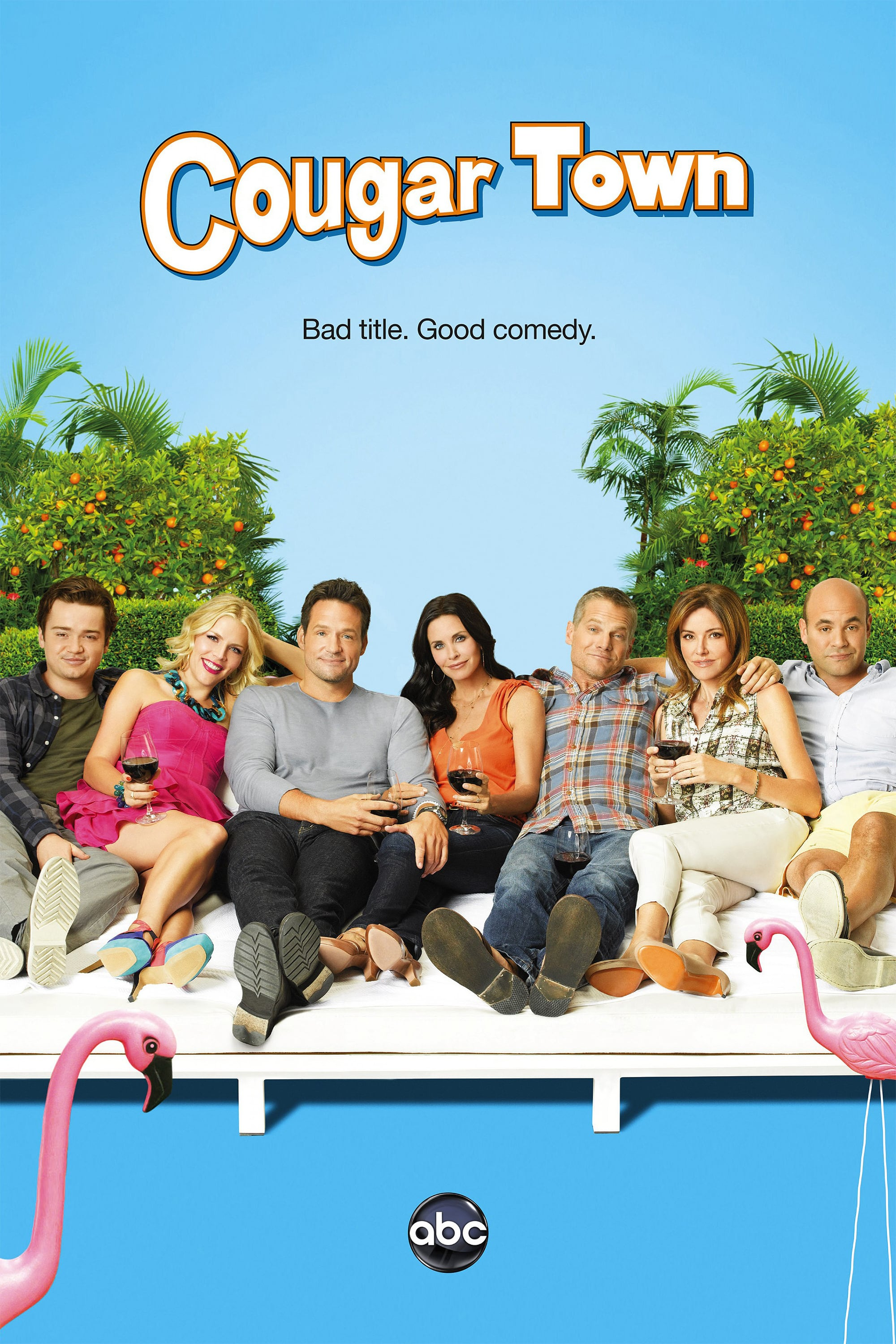 Cougar Town, 2009