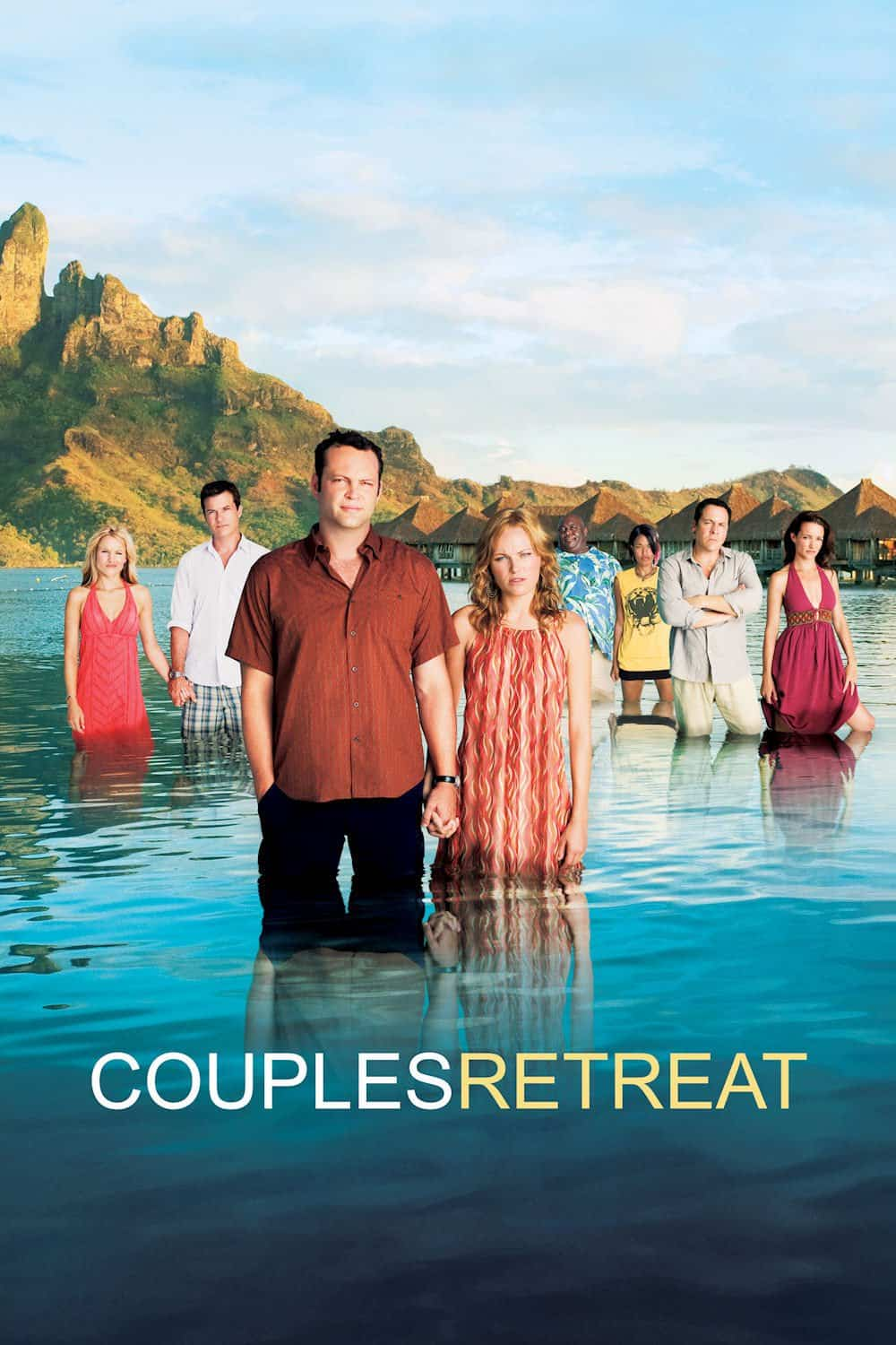 Couples Retreat, 2009