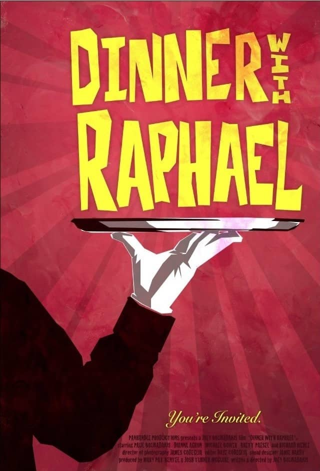 Dinner with Raphael, 2009