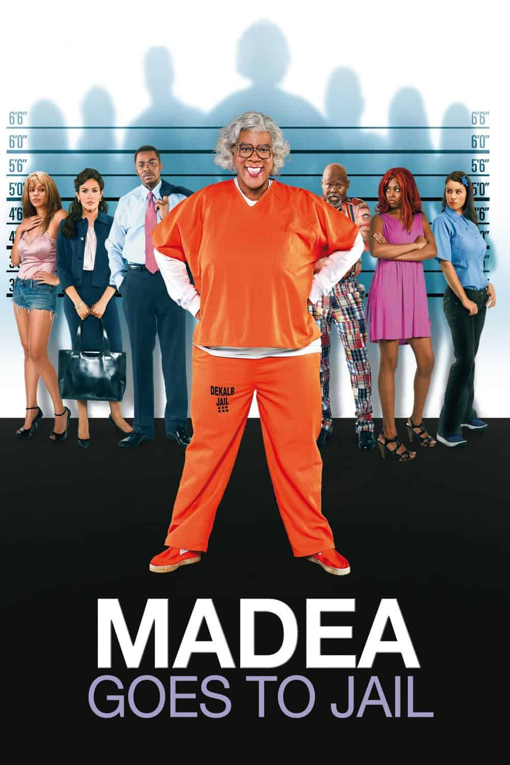 Madea Goes to Jail, 2009
