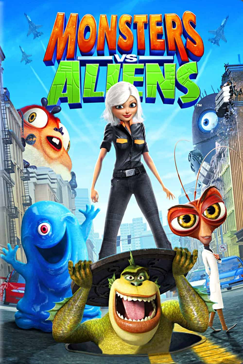 Monsters vs. Aliens, 2009