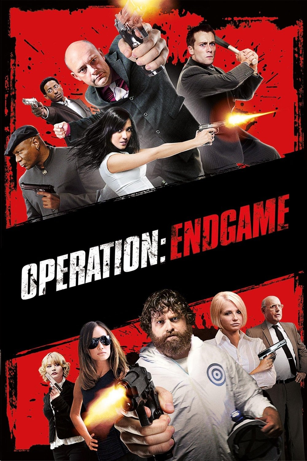 Operation: Endgame, 2009