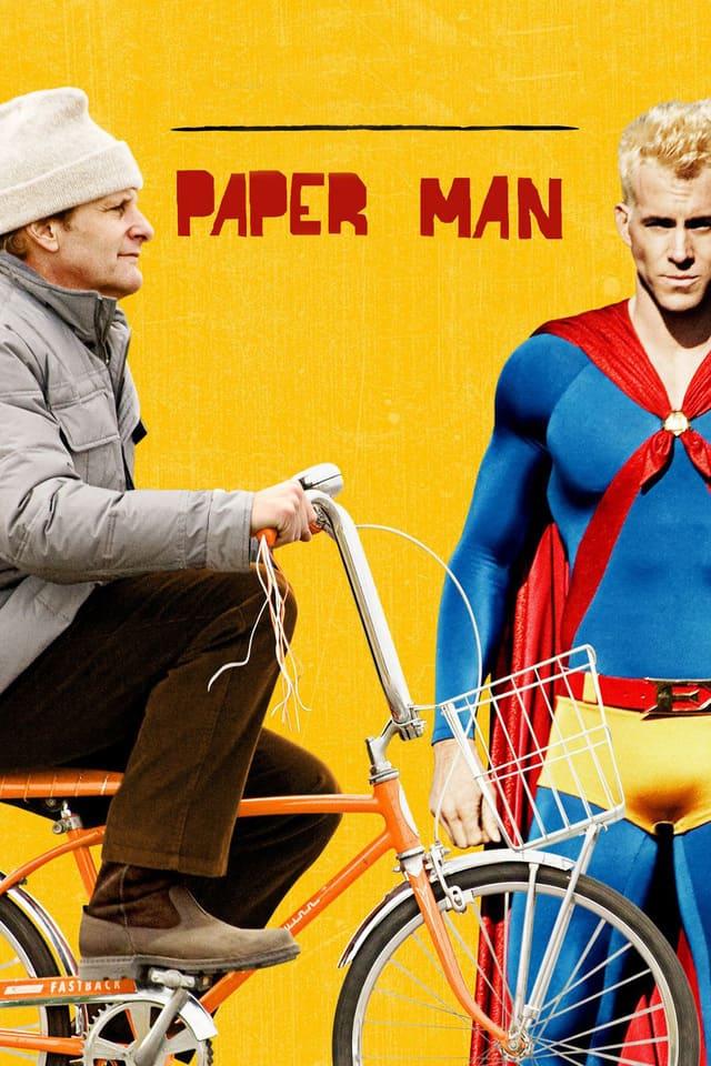 Paper Man, 2009