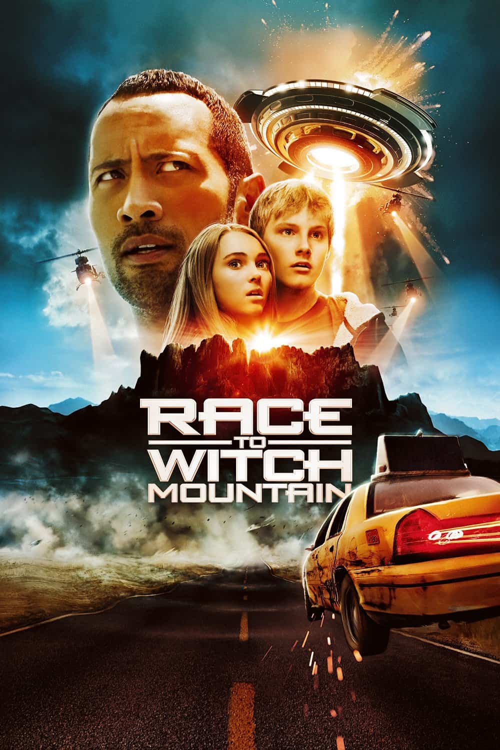 Race to Witch Mountain, 2009