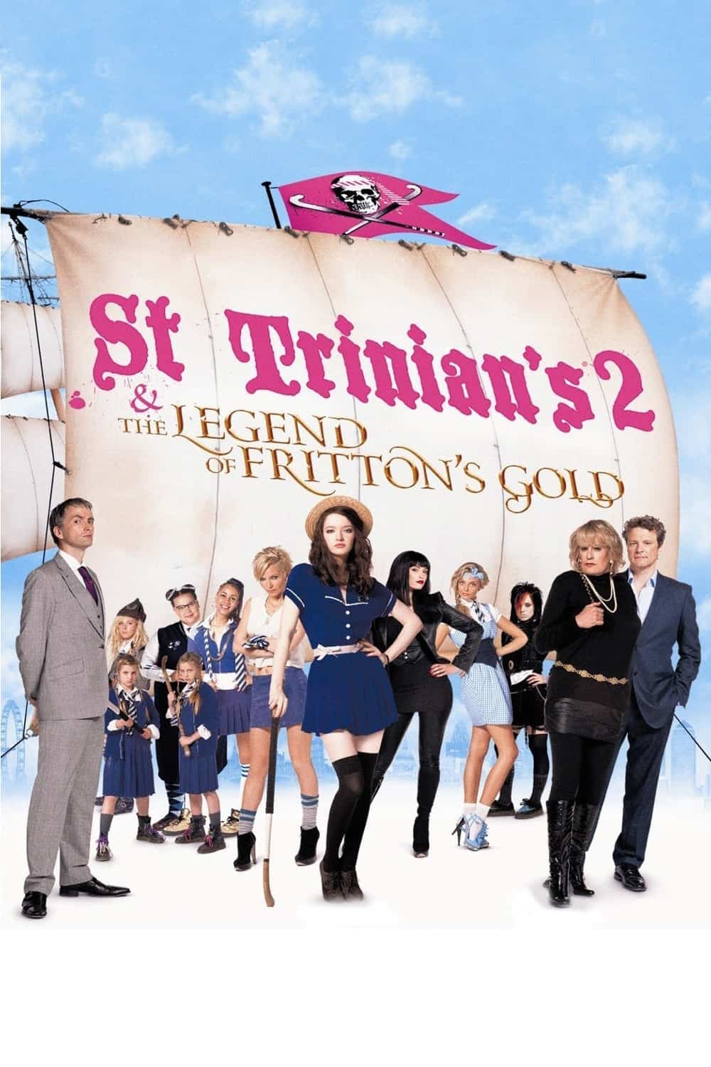 St Trinian's 2: The Legend of Fritton's Gold, 2009