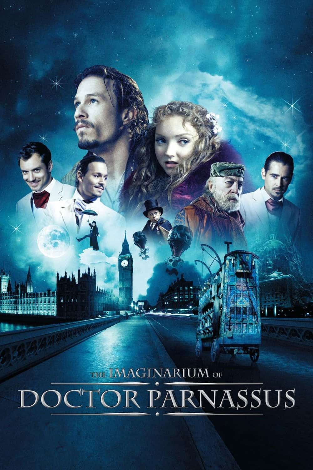 The Imaginarium of Doctor Parnassus, 2009