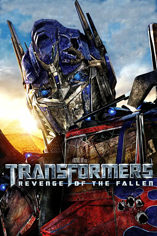 Transformers: Revenge of the Fallen, 2009