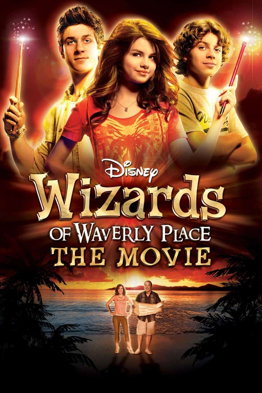 Wizards of Waverly Place: The Movie, 2009