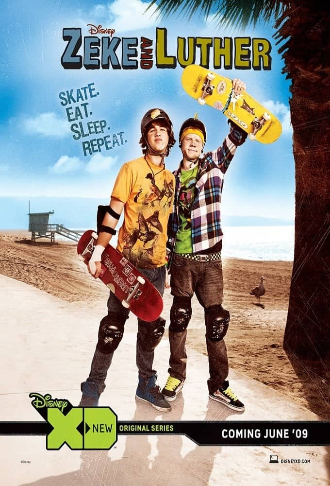 Zeke and Luther, 2009