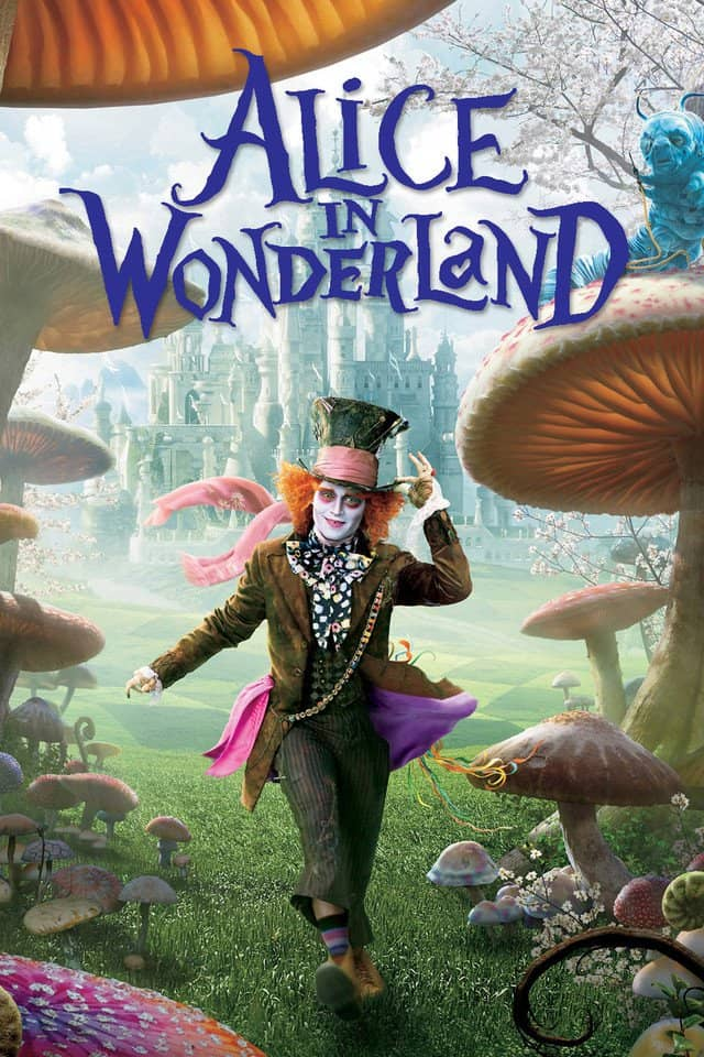 Alice in Wonderland, 2010